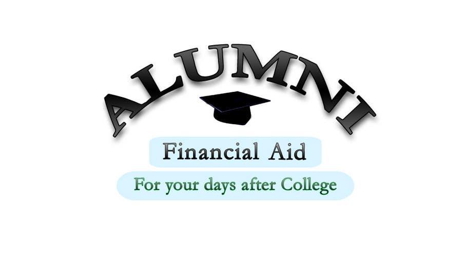 Penyertaan Peraduan #                                        240                                      untuk                                         Logo Design for Alumni Financial Aid