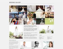 nº 7 pour Design a Website Mockup par amirkust2005