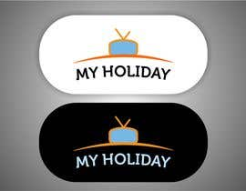#29 para Logo Design for My Holiday por flowDesign