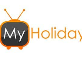 #33 para Logo Design for My Holiday por Krishley