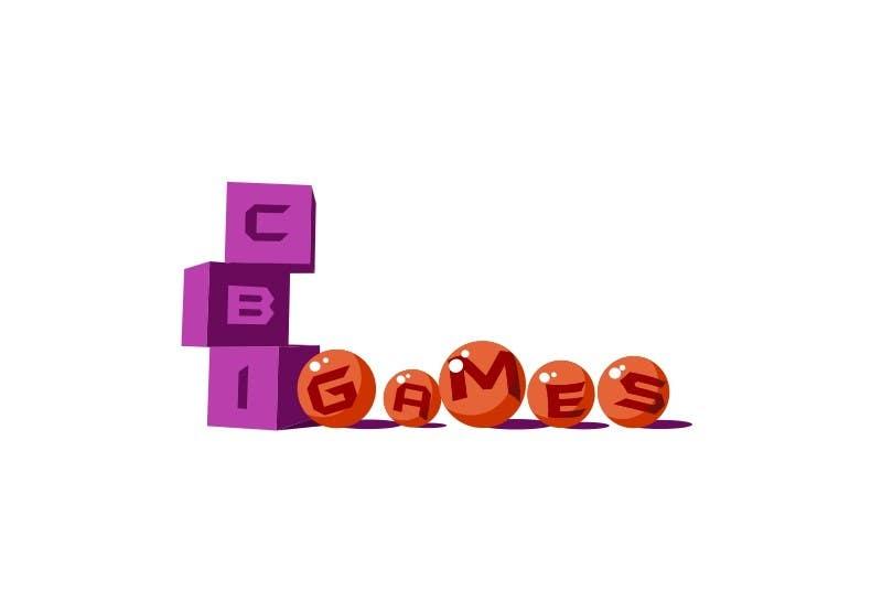 Inscrição nº 105 do Concurso para Logo Design for CBI-Games.com