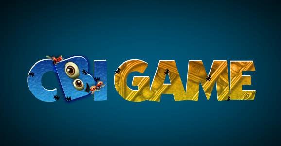 """Intrarea #233 pentru concursul """"Logo Design for CBI-Games.com"""""""