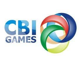 nº 173 pour Logo Design for CBI-Games.com par NoraMary