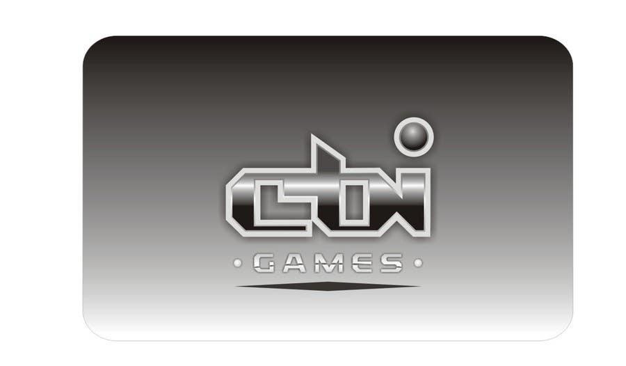 Inscrição nº 183 do Concurso para Logo Design for CBI-Games.com
