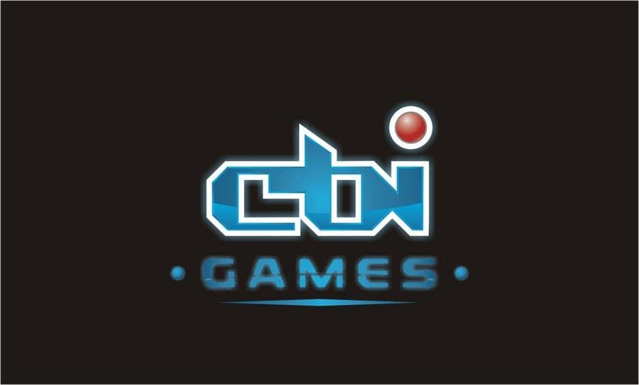 Inscrição nº 218 do Concurso para Logo Design for CBI-Games.com
