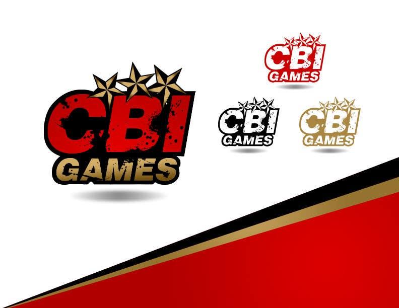 Inscrição nº 154 do Concurso para Logo Design for CBI-Games.com