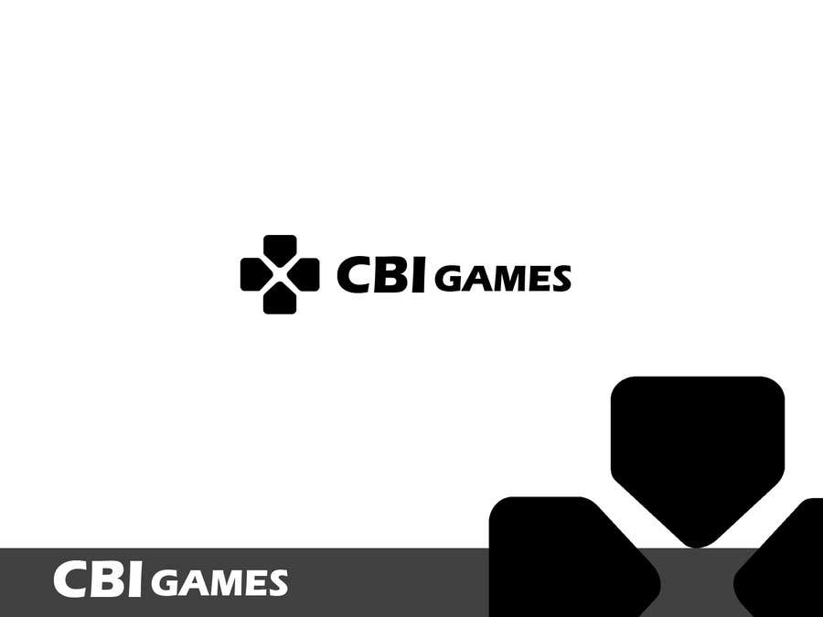 Contest Entry #229 for Logo Design for CBI-Games.com
