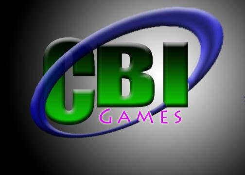 Inscrição nº 197 do Concurso para Logo Design for CBI-Games.com