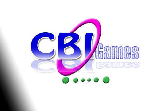 Inscrição nº 196 do Concurso para Logo Design for CBI-Games.com