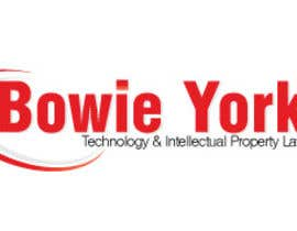 #103 para Logo Design for a law firm: Bowie Yorke por webmall