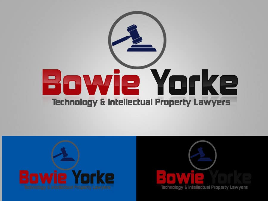 Proposition n°                                        154                                      du concours                                         Logo Design for a law firm: Bowie Yorke