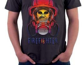 #16 for Navrhnout tričko  FireFashion (firefighter theme) -- 3 by lounissess