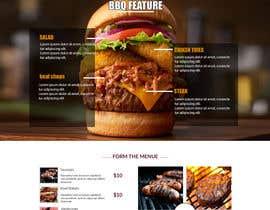 #3 para Build a Single Landing Page for Dry Creek BBQ por designs360studio