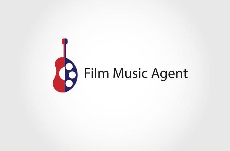 Proposition n°                                        74                                      du concours                                         Logo Design for Film Music Agent.com