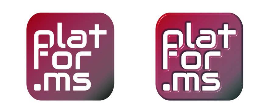 Proposition n°94 du concours Logo Design for Platfor.ms