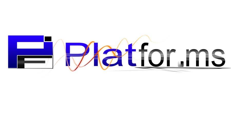 Proposition n°81 du concours Logo Design for Platfor.ms