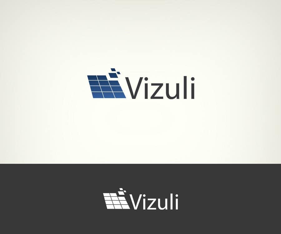 Bài tham dự cuộc thi #207 cho Logo Design for Vizuli
