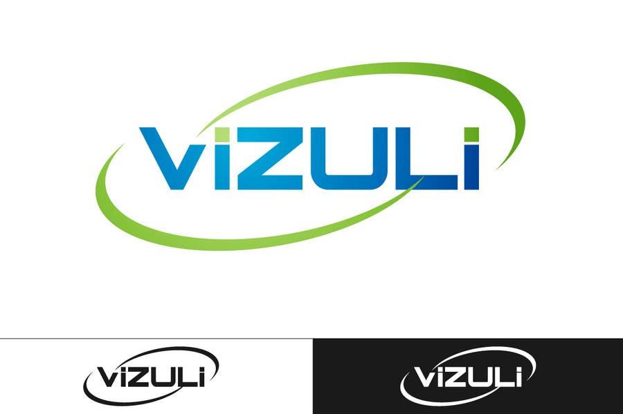 Bài tham dự cuộc thi #119 cho Logo Design for Vizuli