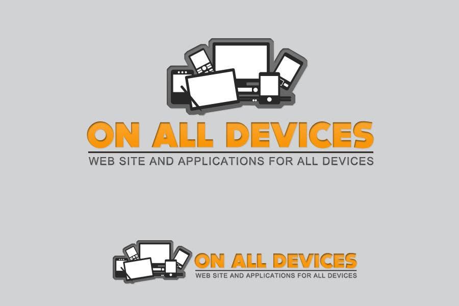 Конкурсная заявка №64 для Logo Design for On All Devices Ltd