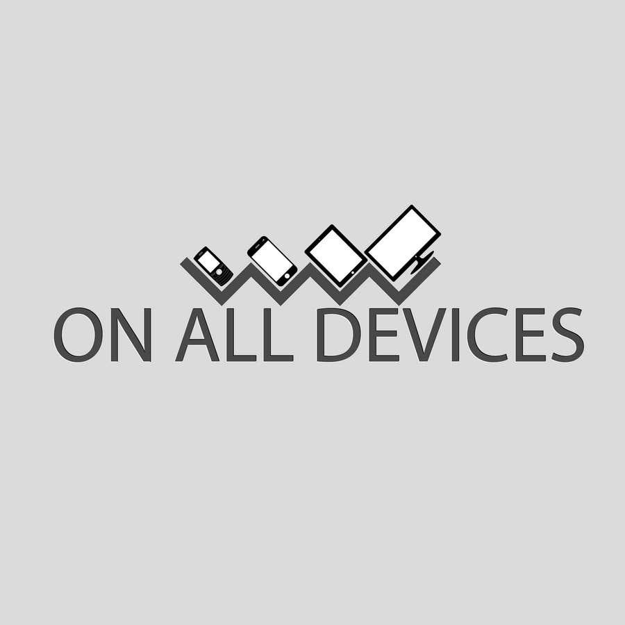 Konkurrenceindlæg #                                        51                                      for                                         Logo Design for On All Devices Ltd