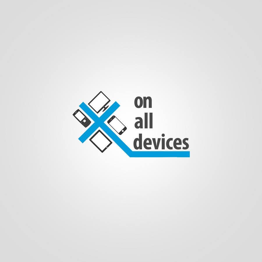Konkurrenceindlæg #                                        65                                      for                                         Logo Design for On All Devices Ltd