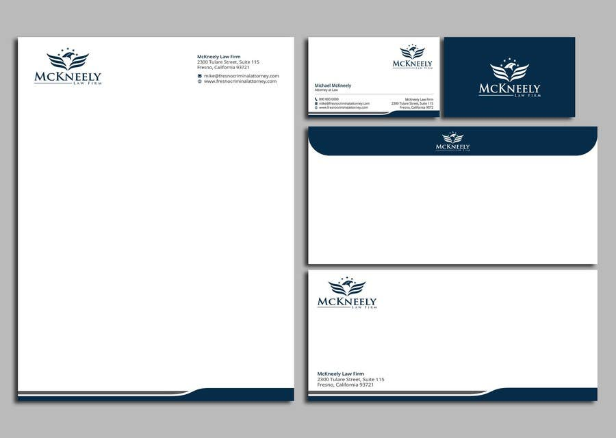 Entry #155 by dnoman20 for Design some Business Cards & Letterhead ...