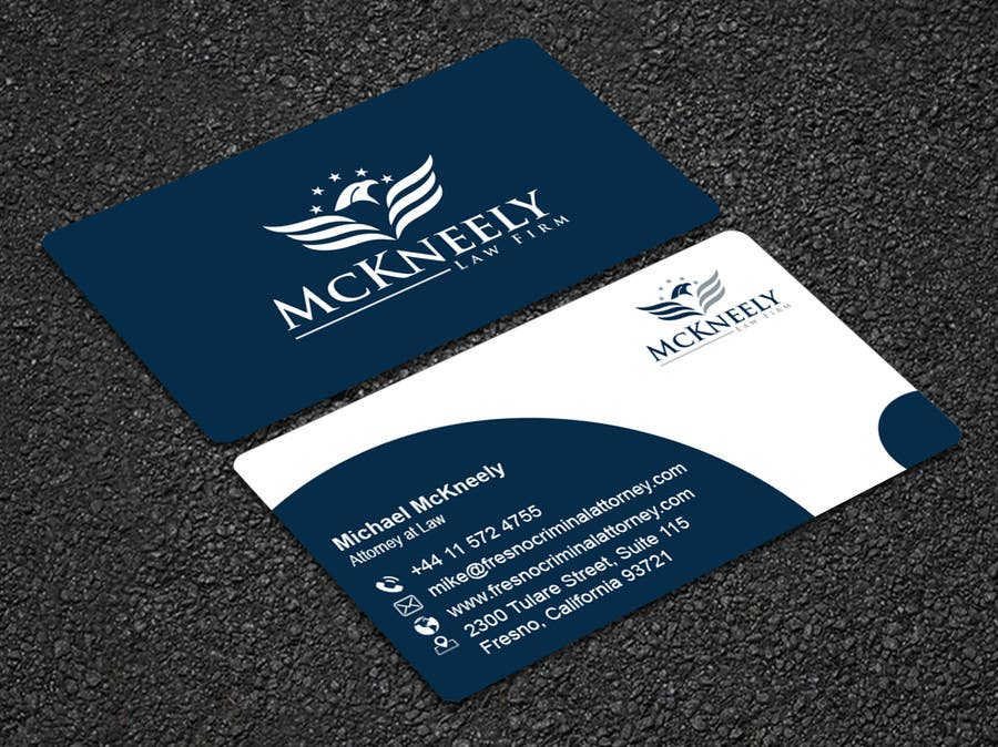 Entry #159 by thedesignar for Design some Business Cards ...