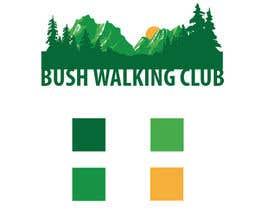 #4 untuk Design a Logo & Colour Pallette for Bushwalking / Hiking Club oleh arkadiojanik