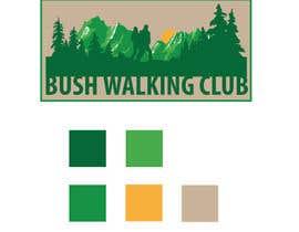 #17 untuk Design a Logo & Colour Pallette for Bushwalking / Hiking Club oleh arkadiojanik