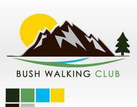 #11 untuk Design a Logo & Colour Pallette for Bushwalking / Hiking Club oleh deemiju