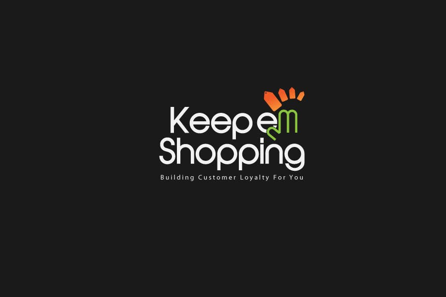 #170 for Logo Design for Keep em Shopping by danumdata