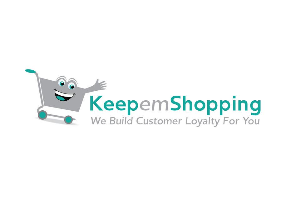 #302 for Logo Design for Keep em Shopping by Nermiin