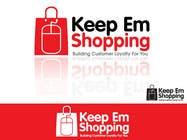 Contest Entry #121 for Logo Design for Keep em Shopping
