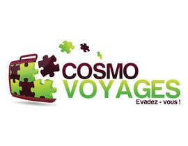 #350 para Logo Design for CosmoVoyages por ulogo
