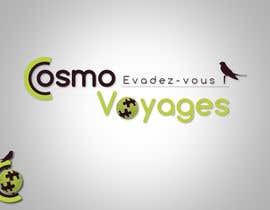 #289 para Logo Design for CosmoVoyages por mtuan0111