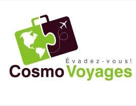#322 para Logo Design for CosmoVoyages por sharpminds40