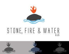 nº 144 pour Logo Design for Stone, Fire & Water LLC par alisanatal
