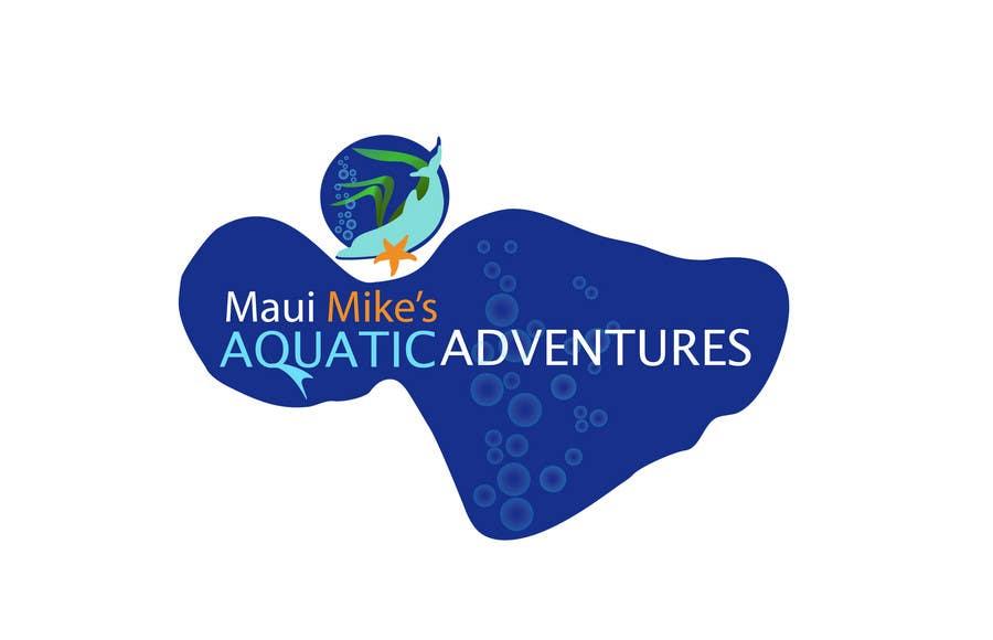 Inscrição nº 101 do Concurso para Logo Design for Maui Mikes Aquatic Adventures