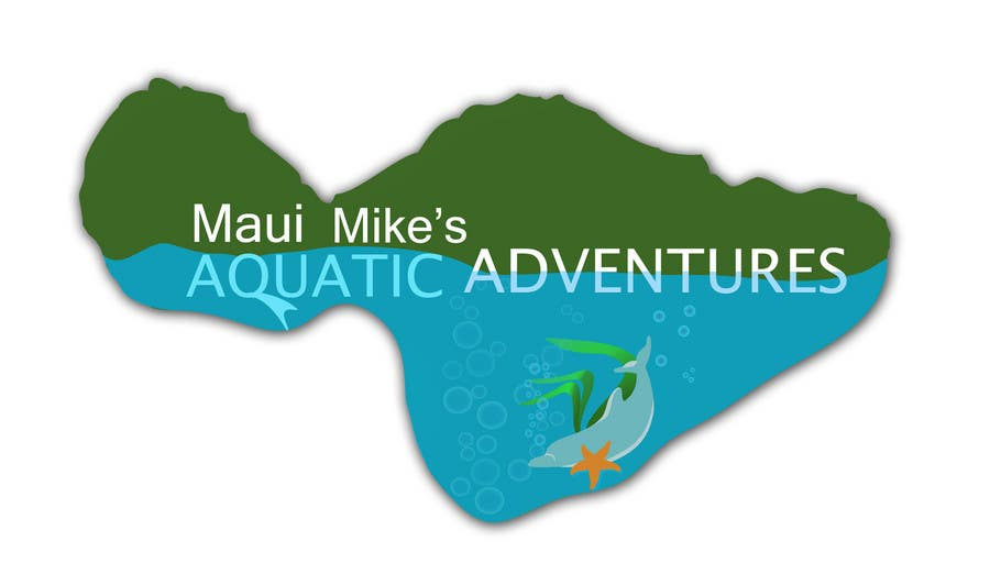 Konkurrenceindlæg #148 for Logo Design for Maui Mikes Aquatic Adventures