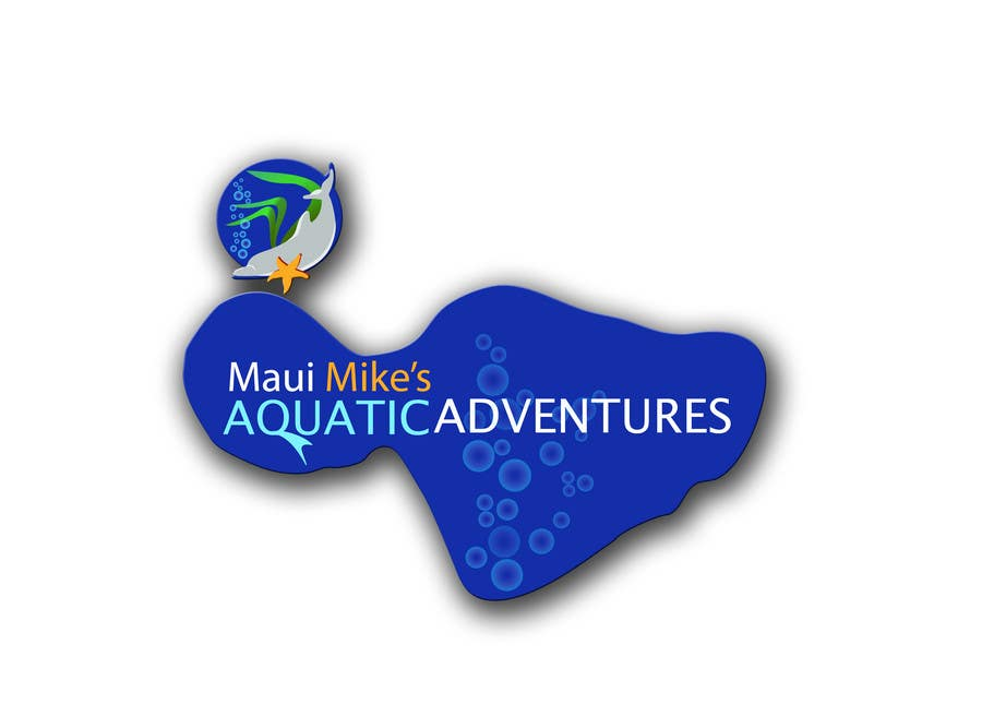 Konkurrenceindlæg #121 for Logo Design for Maui Mikes Aquatic Adventures