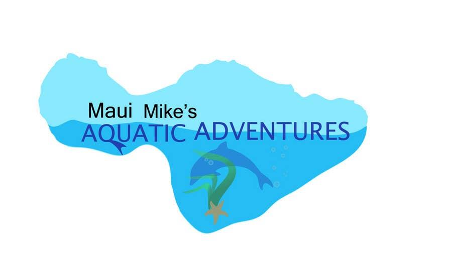 Konkurrenceindlæg #153 for Logo Design for Maui Mikes Aquatic Adventures