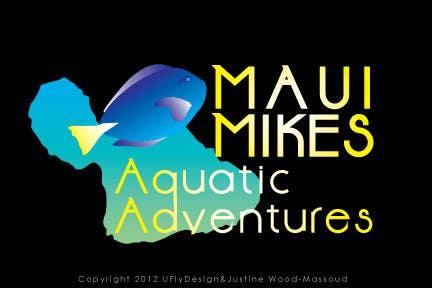 Contest Entry #                                        109                                      for                                         Logo Design for Maui Mikes Aquatic Adventures