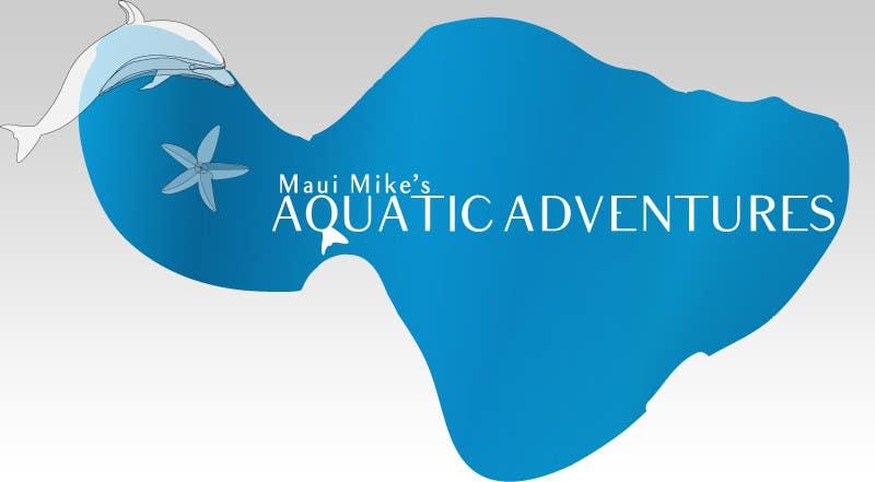 Konkurrenceindlæg #112 for Logo Design for Maui Mikes Aquatic Adventures