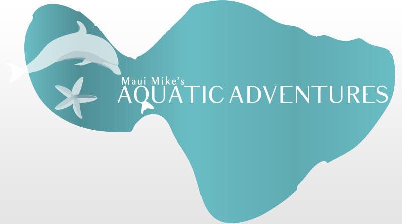 Konkurrenceindlæg #71 for Logo Design for Maui Mikes Aquatic Adventures