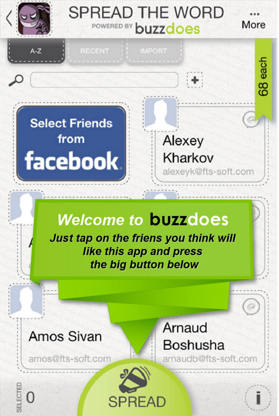 #25 for Graphic Design for Simple 2 pop ups inside a mobile app by dipcore