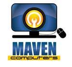 Graphic Design Inscrição do Concurso Nº73 para Logo Design for Maven Computers