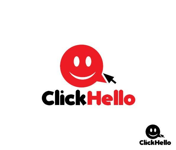 "Bài tham dự cuộc thi #                                        51                                      cho                                         Design a Logo for ""Click Hello"""