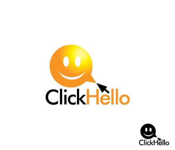 "Bài tham dự cuộc thi #                                        52                                      cho                                         Design a Logo for ""Click Hello"""