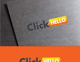 """#44 cho Design a Logo for """"Click Hello"""" bởi babugmunna"""