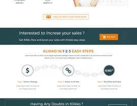 #14 cho Design a Website Mockup bởi Kreaterz